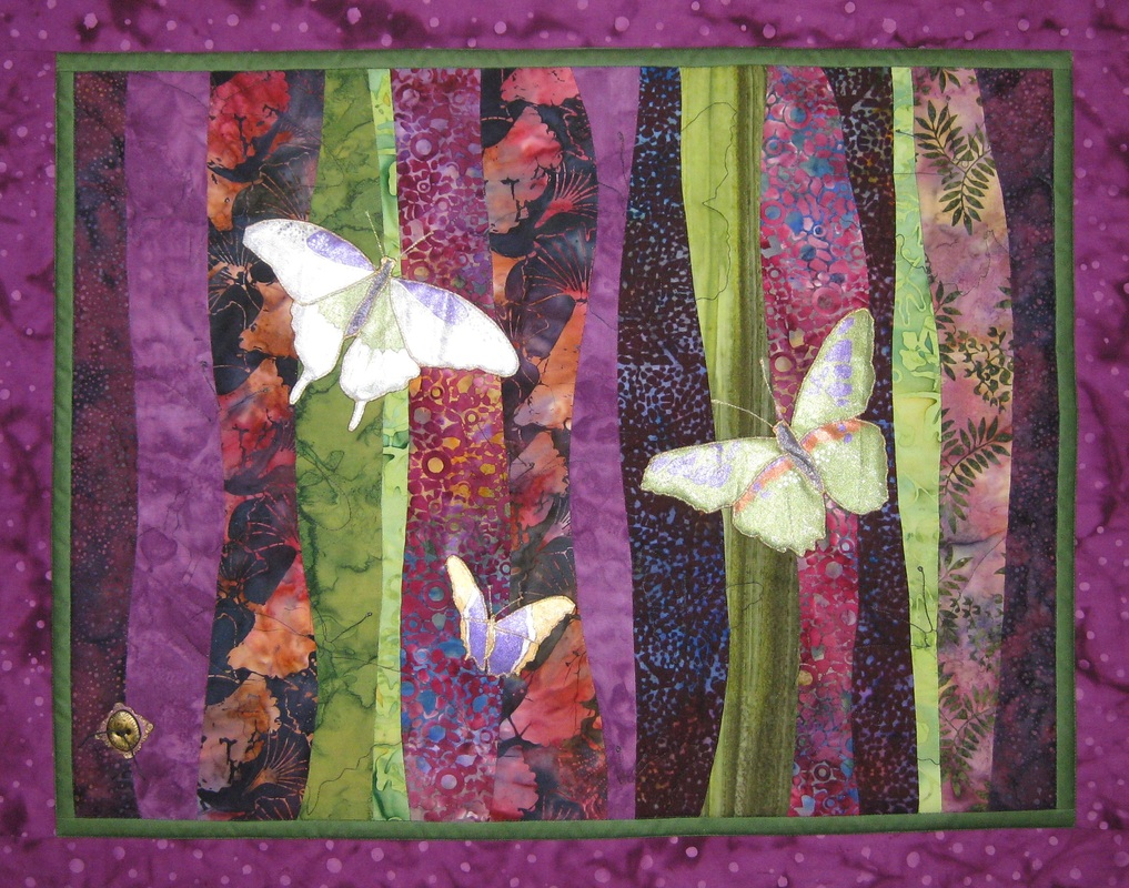 raw tutorial barbara you art demo edge quilts two on applique quilt img part